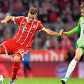 прогноз на матч 09 марта 2019 года между командами Бавария - Вольфсбург