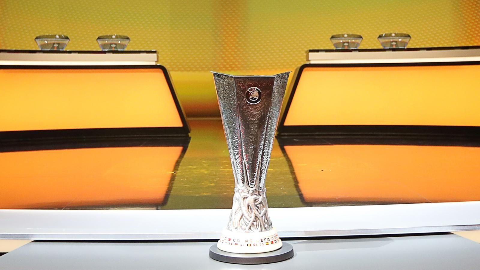 новости футбола - жеребьевка Лиги Европы
