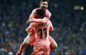 Барселона – Эспаньол, прогноз и ставки на матч 30 марта