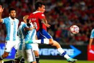 Аргентина – Чили, прогноз и ставки на матч 6 июля