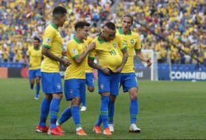 Бразилия – Перу, прогноз и ставки на матч 7 июля